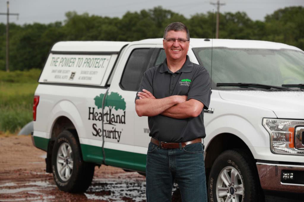 picture of Heartland Security employee Rod Elbert