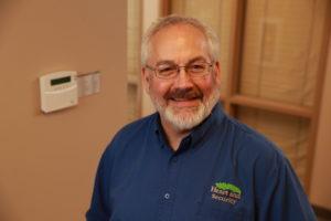 picture of Heartland Security technician John Gottberg